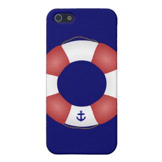 航海のな救命具 iPhone 5 COVER