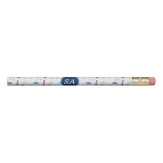 航海のな新学期及び寮の要素 鉛筆