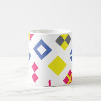 航海のな旗のマグ コーヒーマグカップ