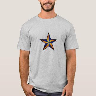 航海のな星のTシャツ Tシャツ