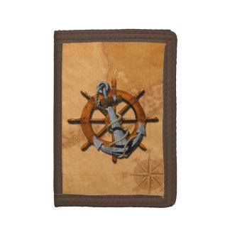 航海のな船車輪およびいかり