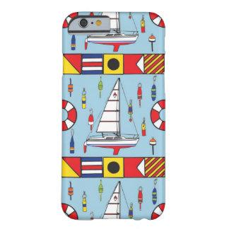 航海のな電話箱 BARELY THERE iPhone 6 ケース