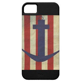 航海のな電話箱 iPhone SE/5/5s ケース