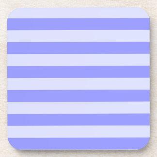 航海のな青い縞のセット コースター