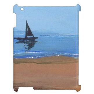 航海のなCricketDianeのiPadの場合のヨットの航海 iPad カバー