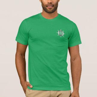 航海のなTシャツ-図表の定義 Tシャツ