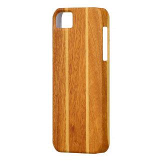 航海のなWoodgrain iPhone SE/5/5s ケース