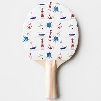 航海の 卓球ラケット