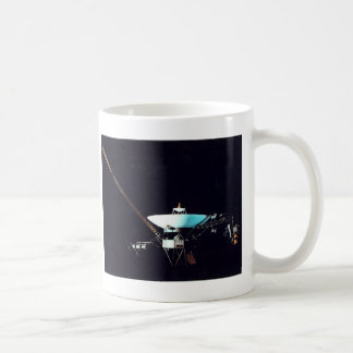 航海者の宇宙船 コーヒーマグカップ