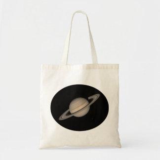 航海者2による土星 トートバッグ