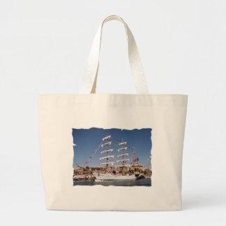 航海 ラージトートバッグ