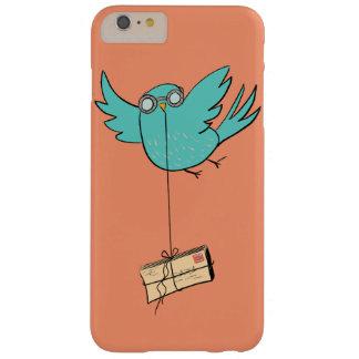 航空便のiPhone 6/6sの携帯電話の箱 Barely There iPhone 6 Plus ケース