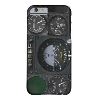 航空機器のパネル iPhone 6 ベアリーゼアケース