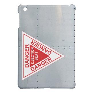 航空機胴体(危険の射出座席) iPad MINI カバー