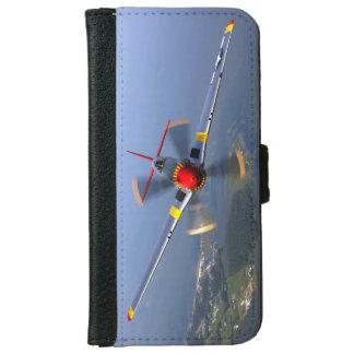 航空機 iPhone 6/6S ウォレットケース