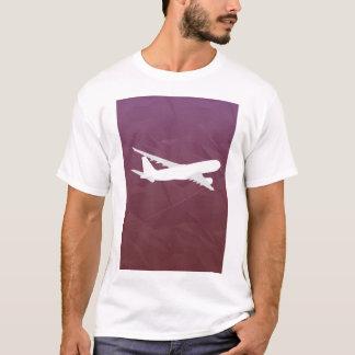 航空機A330-300のTシャツ Tシャツ