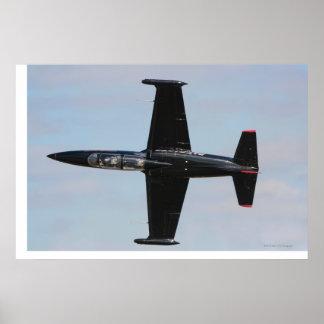 航空機L-39アホウドリ ポスター