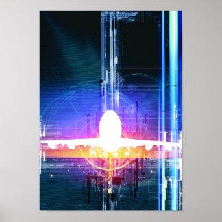 航空芸術ポスター ポスター