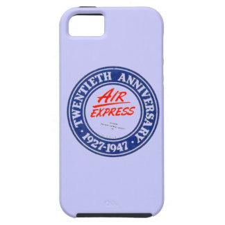 航空速達第20記念日のiPhone 5の場合 iPhone SE/5/5s ケース