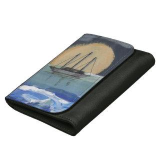 航行のヨットの航海のな海の財布のギフト2