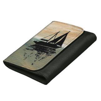 航行のヨットの航海のな船の海の財布のギフト