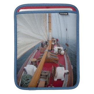 航行の境界パス iPadスリーブ