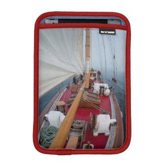 航行の境界パス iPad MINIスリーブ