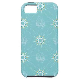 航行パターン iPhone SE/5/5s ケース