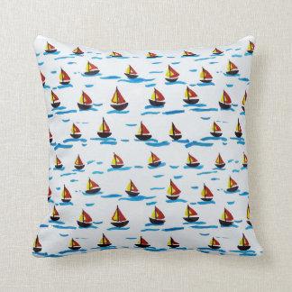 航行ボートの枕 クッション