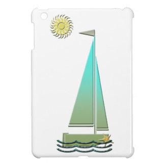 航行ボートの芸術の電子場合 iPad MINI CASE