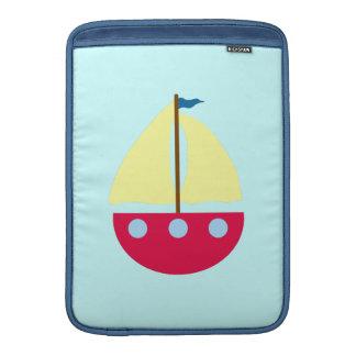 航行ボート MacBook スリーブ