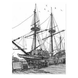船のスーザンの高い定数 ポストカード