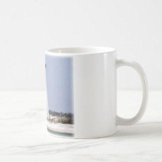 船の島の灯台 コーヒーマグカップ