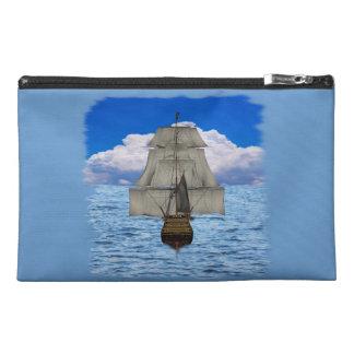 船の航行 トラベルアクセサリーバッグ