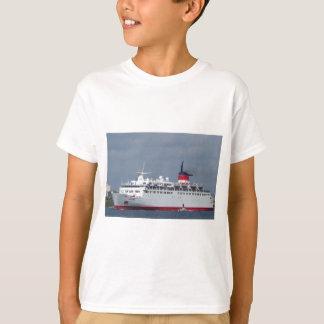 船の藤 Tシャツ