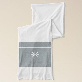 船の車輪 スカーフ