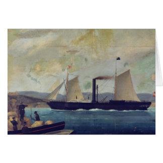 船ジョルジュ・サンドおよびCho 「Mallorcan」、 カード