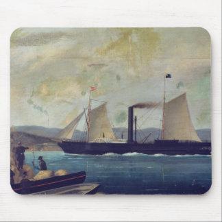 船ジョルジュ・サンドおよびCho 「Mallorcan」、 マウスパッド