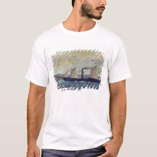 船ジョルジュ・サンドおよびCho 「Mallorcan」、 Tシャツ