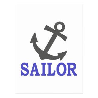 船員のいかり ポストカード