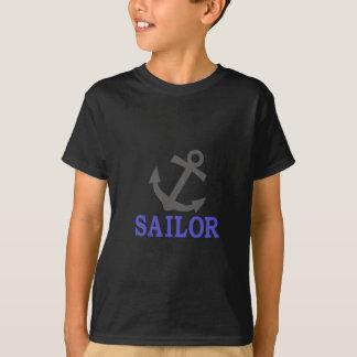 船員のいかり Tシャツ