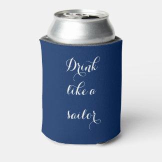 船員のような飲み物 缶クーラー