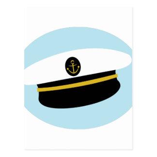 船員の帽子 ポストカード