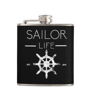 船員の生命hipflask フラスク