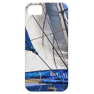 船員は芸術家および彼の媒体風です iPhone SE/5/5s ケース