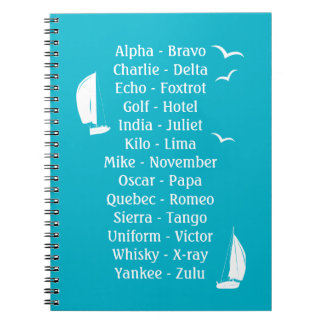 船積みのボートの丸太旅行本の音声言語 ノートブック