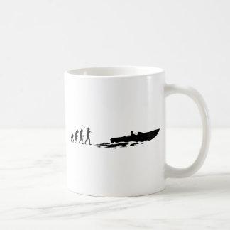船遊び コーヒーマグカップ