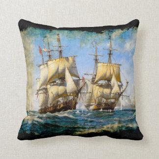 船1つの枕 クッション