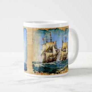 船1及び2のマグの選択 ジャンボコーヒーマグカップ