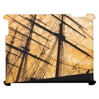 船、ボーターのためのトロール船のアートワーク iPad CASE